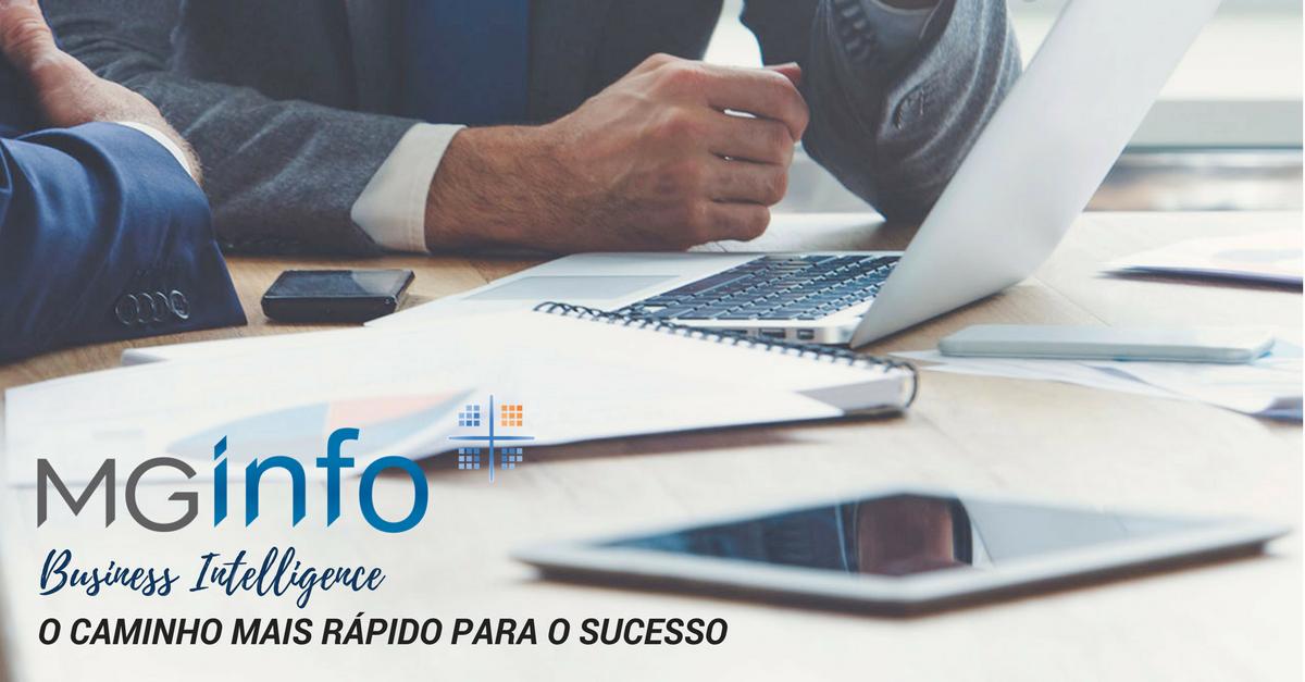 E-books - MG Info Business Intelligence: Um caminho mais rápido para o sucesso