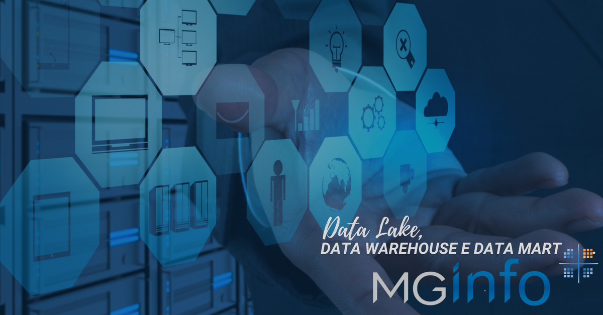 Data Lake, Data Warehouse e Data Mart